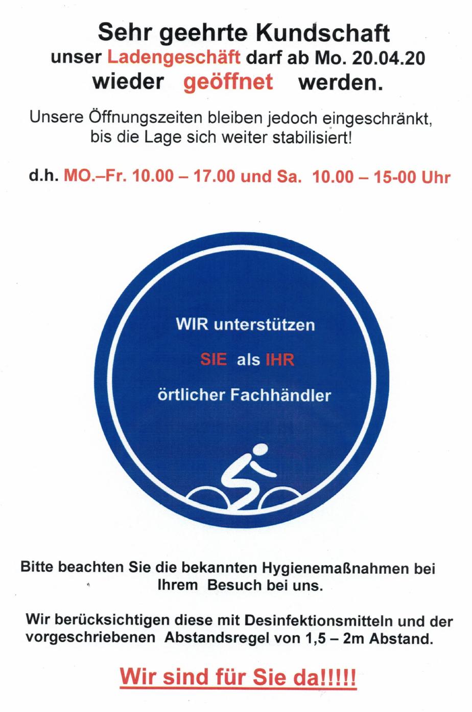 Fahrrad Zahn Kassel